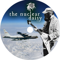 The Nuclear Daisy - The Storm EP Cover